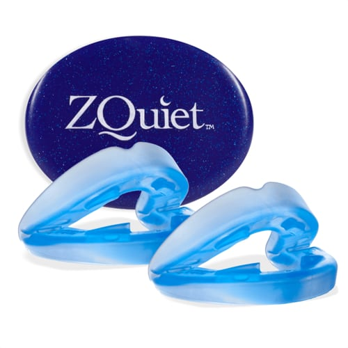 image of ZQuiet ant-snoring mouthguard